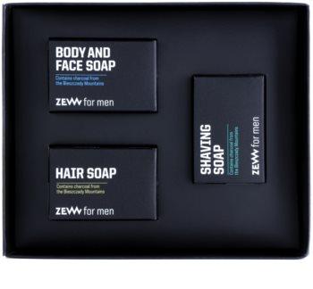 Zew For Men kozmetični set VII.