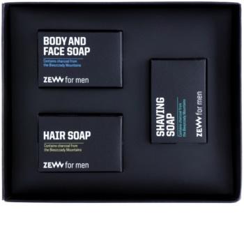 Zew For Men lote cosmético VII.