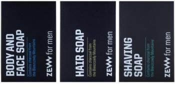 Zew For Men Kosmetik-Set  VII.