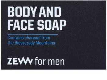 Zew For Men naturalne mydło do ciała i twarzy