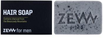 Zew For Men prírodné tuhé mydlo na vlasy