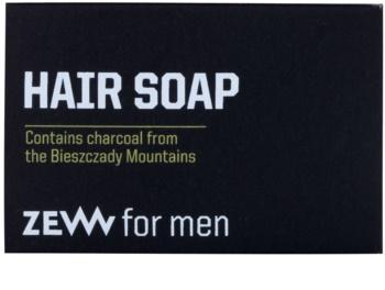 Zew For Men természetes puha szappan  hajra