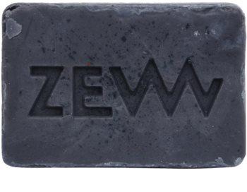 Zew For Men sabão natural em barra para a barba