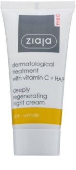 Ziaja Med Dermatological Antioxidizing Restorative Night Cream