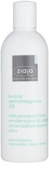 Ziaja Med Atopic Dermatitis Care Feuchtigkeit spendende Duschbasis für atopische Haut bei Kindern und Erwachsenen