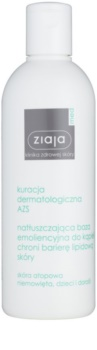 Ziaja Med Atopic Dermatitis Care Hydrating Shower Base for Atopic Skin for Children and Adults