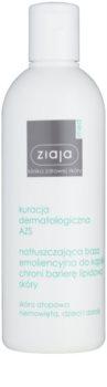 Ziaja Med Atopic Dermatitis Care natłuszczająca baza do kąpieli dla skóry atapowej dla dzieci i dorosłych