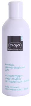 Ziaja Med Atopic Dermatitis Care fürdő- és tusoló olaj atópiás bőrre gyermekeknek és felnőtteknek