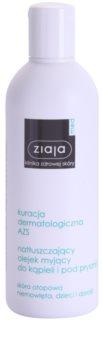 Ziaja Med Atopic Dermatitis Care olejek pod prysznic i do kąpieli do skóry atopowej dla dzieci i dorosłych