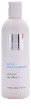 Ziaja Med Hair Care champô apaziguador  para o couro cabeludo sensível