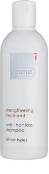Ziaja Med Hair Care sampon hajhullás ellen
