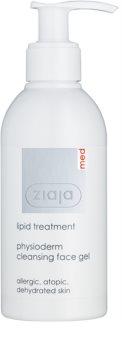 Ziaja Med Lipid Care gel detergente fisiologico per pelli atopiche e allergiche