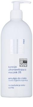Ziaja Med Ultra-Moisturizing with Urea emulsão regeneradora, hidratante e suavizadora