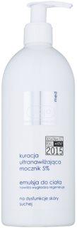 Ziaja Med Ultra-Moisturizing with Urea відновлююча емульсія для зволоження та розгладження шкіри