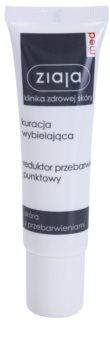 Ziaja Med Whitening Care cuidado local iluminador anti-manchas de pigmentação