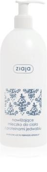 Ziaja Silk hydratačné telové mlieko s proteínmi