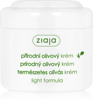 Ziaja Natural Olive Feuchtigkeitsspendende Tagescreme für normale und trockene Haut