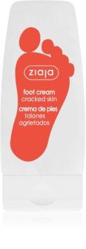Ziaja Foot Care Foot Repair Cream Against Cracking