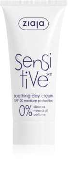 Ziaja Sensitive Soothing Cream For Dry And Itchy Skin