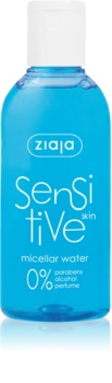Ziaja Sensitive reinigendes Mizellenwasser für trockene bis empfindliche Haut