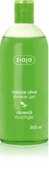 Ziaja Natural Olive sprchový gel s výtažkem z oliv