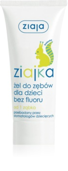 Ziaja Ziajka zubní gel pro děti
