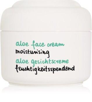 Ziaja Aloe Moisturizing Facial Cream For Normal And Dry Skin