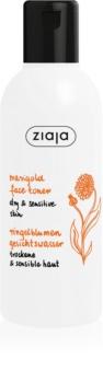 Ziaja Marigold tónico facial para pele seca a sensível
