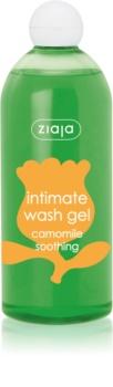 Ziaja Intimate Wash Gel Herbal gel pro intimní hygienu se zklidňujícím účinkem