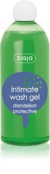 Ziaja Intimate Wash Gel Herbal gel protector pentru igiena intima