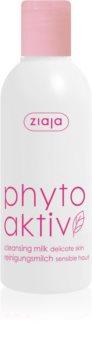 Ziaja Phyto Aktiv mleczko oczyszczające do skóry wrażliwej ze skłonnością do przebarwień