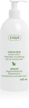 Ziaja Natural Olive Body Lotion With Olive Extract
