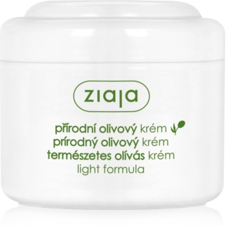 Ziaja Natural Olive nappali hidratáló krém normál és száraz bőrre