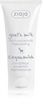 Ziaja Goat's Milk Regenerating Hand Cream For Dry To Very Dry Skin