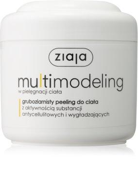 Ziaja Multimodeling розгладжуючий пілінг для тіла проти розтяжок та целюліту