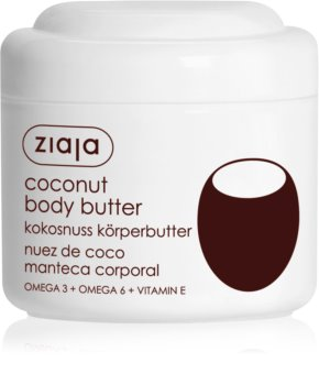 Ziaja Coconut Nourishing Body Butter