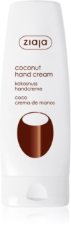 Ziaja Coconut Hand Cream for Dry and Damaged Skin