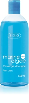 Ziaja Marine Algae osvěžující sprchový gel s výtažky z mořských řas