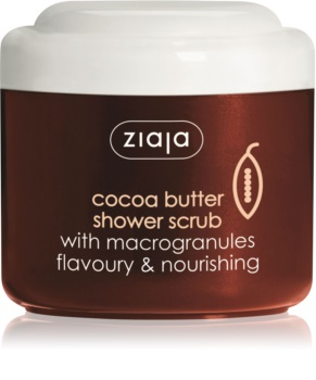 Ziaja Cocoa Butter peeling pod prysznic