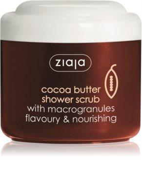 Ziaja Cocoa Butter крем-пілінг для душу