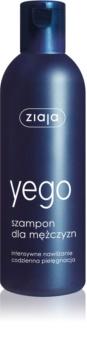 Ziaja Yego hydratisierendes Shampoo für Herren