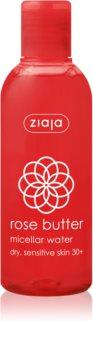 Ziaja Rose Butter Mizellenwasser  für trockene bis empfindliche Haut