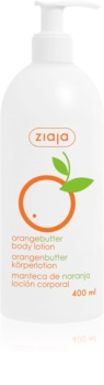 Ziaja Orange Butter lotiune de corp hidratanta