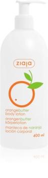Ziaja Orange Butter nawilżające mleczko do ciała