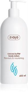 Ziaja Cocoa Butter lotiune de corp hranitoare cu unt de cacao