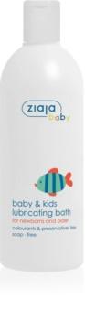Ziaja Baby olejek do kąpieli dla dzieci od urodzenia