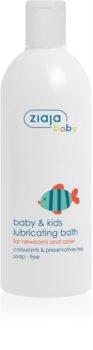 Ziaja Baby олійка для ванни для дітей від народження