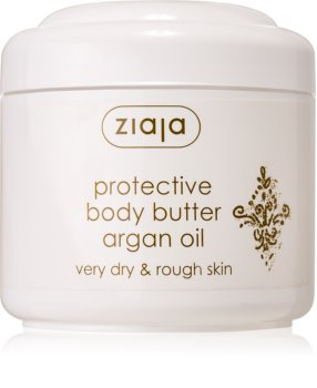 Ziaja Argan Oil ochranné tělové máslo