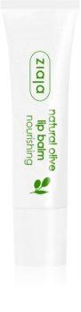 Ziaja Natural Olive hranjivi balzam za usne s ekstraktom masline