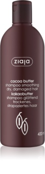 Ziaja Cocoa Butter Shampoo mit ernährender Wirkung mit Kakaobutter